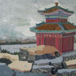 Summer Palace Temple, 30x30""