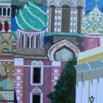 """Church of the Savior on Spilled Blood, 30x24"""""""